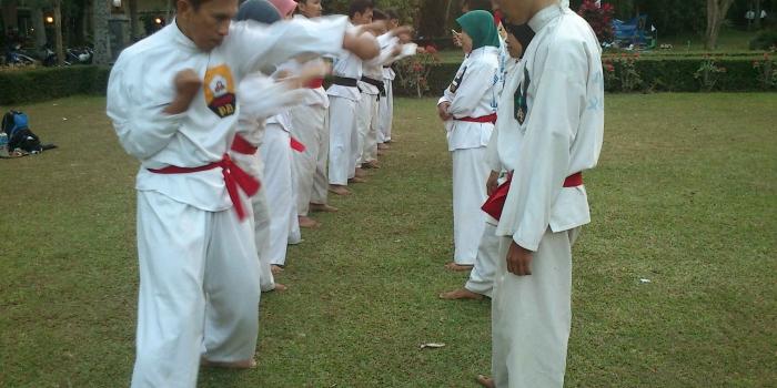 PD UB Latihan Bersama Pendekar, Mas Sigit Dari Jakarta