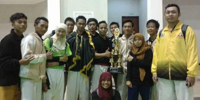 Kejurda Antar Ranting se Jawa Timur UM Cup II 2014